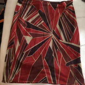 Lux long skirt